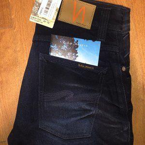 Nudie Jeans - size 29 - Grim Tim - indigo